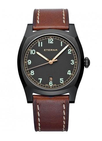 reloj eterna heritage militare 1939 edición limitada