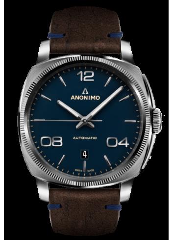 reloj anónimo epurato azul automático