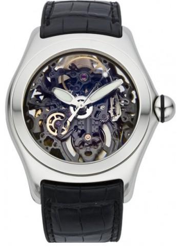 reloj corum bubble skeleton