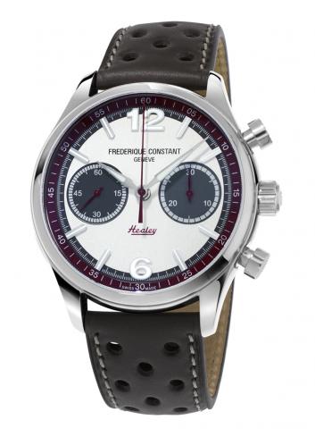 reloj frederique costant vintage rally healey edición limitada